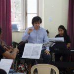 Ensaio Concerto Aniversário 2
